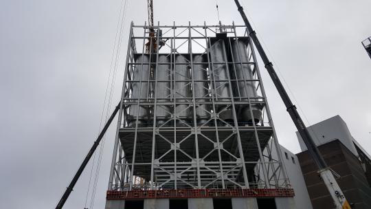 storage silo's