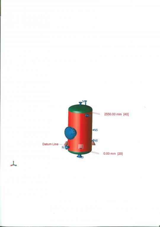 absorption vessel